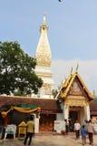 Prathatpphranon stock photo