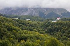 Prati di Tivo, Abruzzo Arkivfoton
