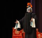 "Pratia Erhualian- Beijing Opera"" Women Generals of Yang Family"" Royalty Free Stock Photography"