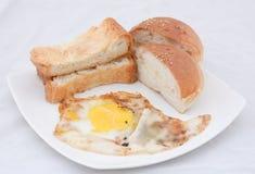 Prato asiático do alimento da manhã Fotografia de Stock Royalty Free
