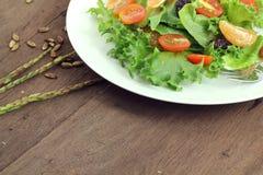 Prato da salada fresca Fotos de Stock
