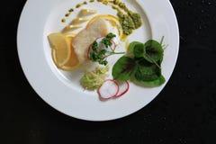 Prato de peixes Foto de Stock