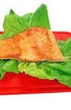 Prato de peixes foto de stock royalty free