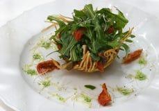 Prato de vegetariano Imagem de Stock