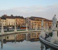Prato-della Valle Stockfotos