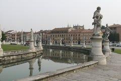 Prato della Valle, Padova Stock Images