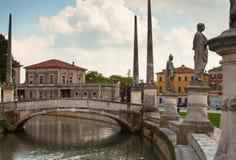 Prato della Valle, Padova Royalty Free Stock Image