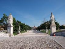 Prato della Valle, Padua, Italy Stock Image