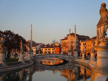 Prato della Valle Royalty Free Stock Photos