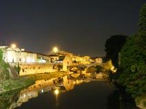 Prato di notte Imagen de archivo