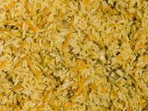 Prato do arroz Fotos de Stock Royalty Free