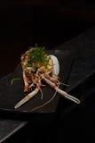 Prato do caranguejo japonês Imagem de Stock Royalty Free