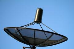 Prato satélite Foto de Stock