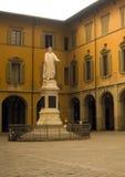 Prato traditional square. Stock Photo