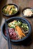 Prato vegetal coreano Foto de Stock Royalty Free