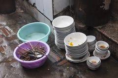 pratos imagem de stock royalty free