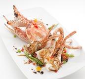 Pratos culinária do international de Tailândia e de China fotos de stock royalty free