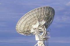 Pratos do telescópio de rádio no obervatório nacional da astronomia de rádio em Socorro, nanômetro foto de stock royalty free