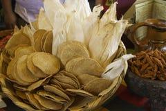 Pratos tradicionais Imagem de Stock