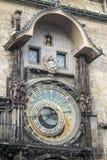 Prauge Clock Tower Stock Photos