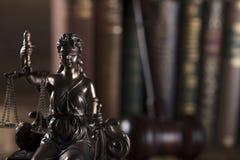 Prawa i sprawiedliwości pojęcie Miejsce dla teksta i typografii Zdjęcia Royalty Free