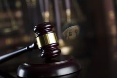 Prawa i sprawiedliwości pojęcie Miejsce dla typografii i teksta Obraz Stock