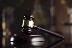 Prawa i sprawiedliwości pojęcie Miejsce dla typografii i teksta Zdjęcia Stock