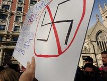 Prawa Obywatelskie dla Wszystko, NYC, NY, usa Obrazy Royalty Free