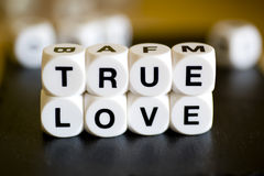 Prawdziwa miłość Zdjęcie Royalty Free
