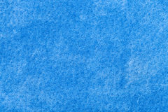 Prawdziwa skóra - błękitny barwiony Pigskin Obrazy Stock