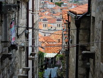 Prawdziwy duch Dubrovnik Obrazy Stock