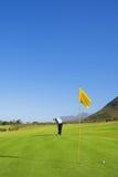 prawdziwy golfiarz 44 Zdjęcie Royalty Free