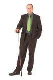 prawdziwy golfiarz handlowa Fotografia Stock