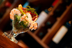 Prawn cocktail Stock Images