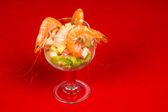 Prawn cocktail Stock Image