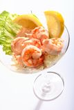 Prawn cocktail Royalty Free Stock Photography