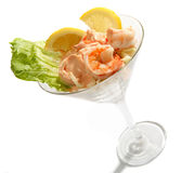 Prawn Cocktail Royalty Free Stock Photo