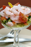 Prawn cocktail Royalty Free Stock Image