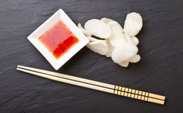 Prawn Crackers Stock Photography