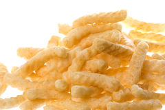 Prawn crackers Royalty Free Stock Images