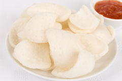 Prawn Crackers Royalty Free Stock Photos