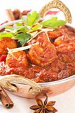 Prawn curry Royalty Free Stock Photography