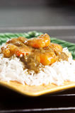 Prawn Curry Stock Photography