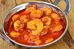 Prawn Curry Royalty Free Stock Image