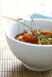 Prawn masala Stock Images