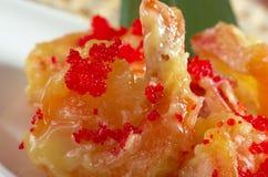 Prawn potato chips chinese Royalty Free Stock Photography