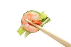 Prawn Salad Chopstick