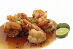 Prawn shrimp Stock Photo