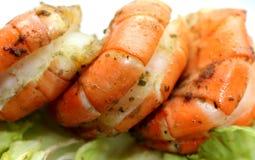 Prawn or shrimp Stock Photography