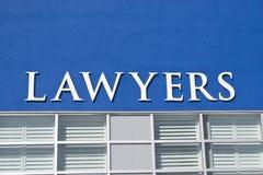 prawnicy Obrazy Royalty Free